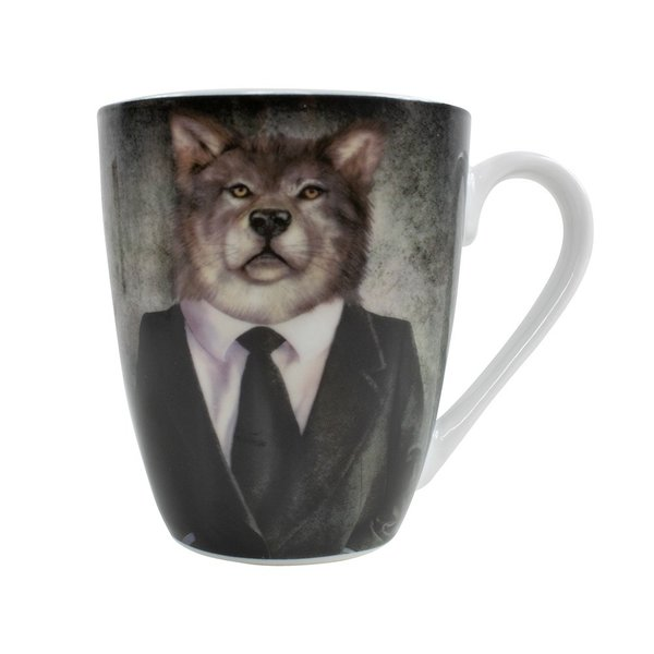 TASSE HERR WOLF 400CC BY MARS & MORE