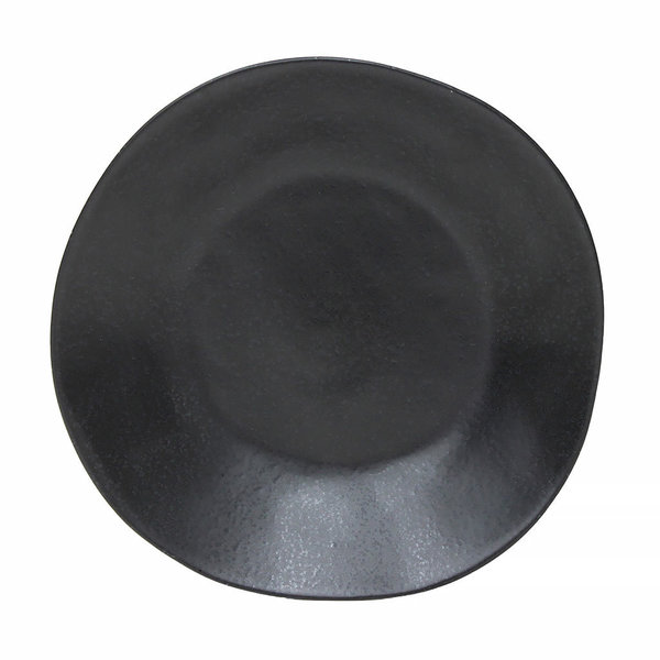 SOUP- / PASTA PLATE RIVIERA 25 CM - SUPPEN- PASTATELLER - SABLE NOIR - BY COSTA NOVA