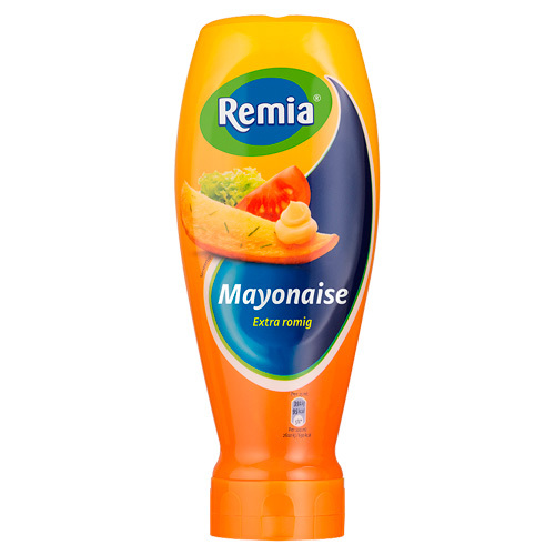 MAYONAISE - MAYONNAISE - 500 ML - BY REMIA