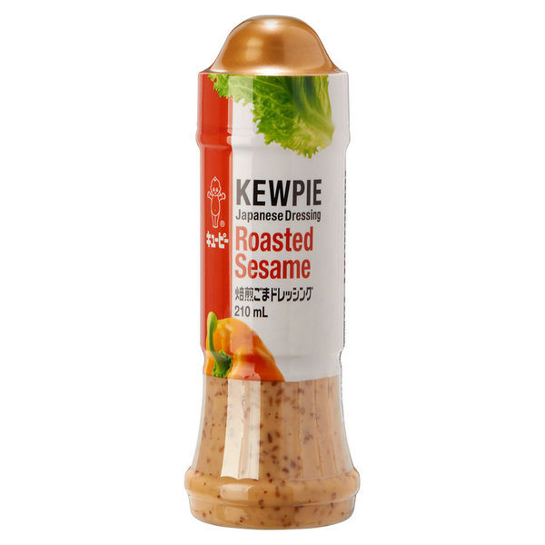 JAPANESE ROASTED SESAME DRESSING - DIP - 210ML BY KEWPIE